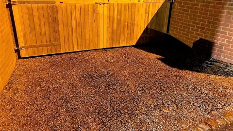 Driveway and gate work in Caversham  / Reading