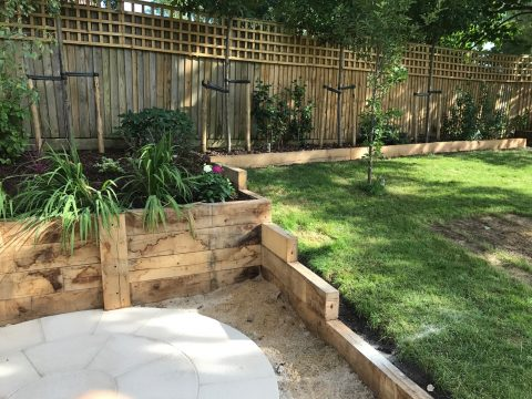 Landscaping in Caversham
